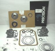 4L80E (1997-2011) Overhaul Rebuild Kit w/ Molded Rubber Pistons