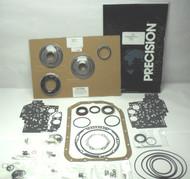 4L80E (1997-2011) Overhaul Rebuild Kit w/ Molded Rubber Pistons