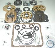 4L60E (2004-2013) Banner Rebuild Kit: Overhaul w/ Molded Rubber Pistons & Friction Module