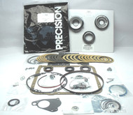 4L60E (2007-2011) Banner Rebuild Kit: Overhaul w/ Molded Rubber Pistons, Bonded VB Plate & Friction Module