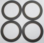 Intermediate Clutch Friction Pack [Set of 4], 4L80E (1993-UP) 24202966