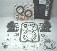 GM 4L80E Transmission Banner Rebuild Kit: Overhaul w/o Molded Pistons w/ High Energy Friction Module