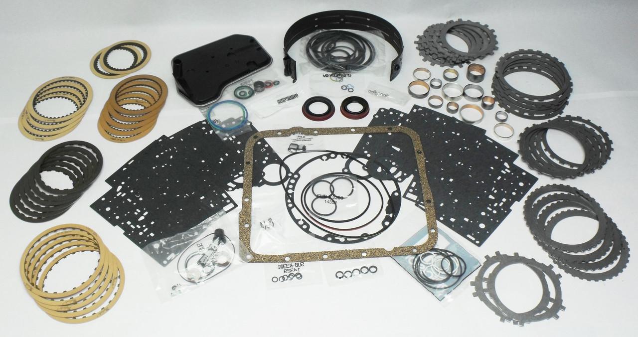 2659c4b94f8 4L60E (1993-2003) Master Transmission Rebuild Kit w  Piston Lip Seals.