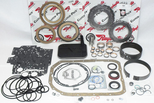 4L80E Transmission Master Rebuild Kit (1991-1995) Buy now at GMTransmissionParts.com!