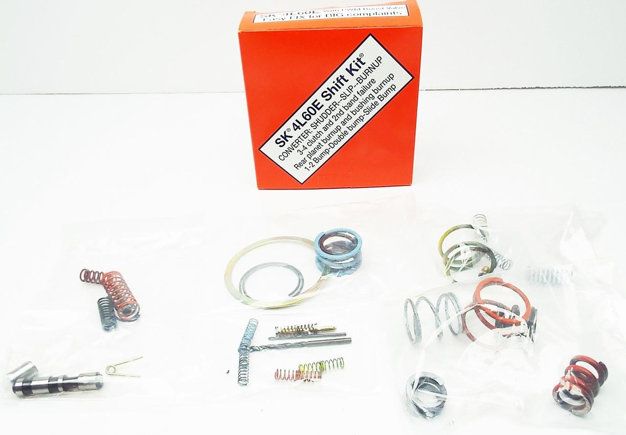 TransGo Shift Kit, 4L60E/4L70E/4L75E