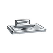 ASI (10-0720-Z) Surface Mounted Soap Dish with Drain