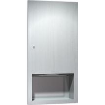 ASI (10-6452-9) Surface Mounted Paper Tower Dispenser (Multi, C-Fold)