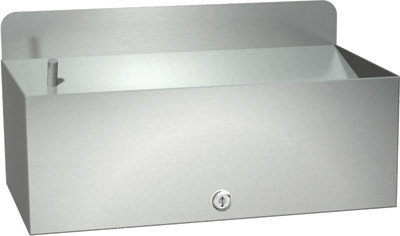ASI (10-0044-A) Surface Mounted Wall Urn