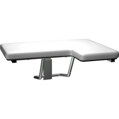 ASI (10-8205-L) Folding Shower Seat Padded - Left Hand