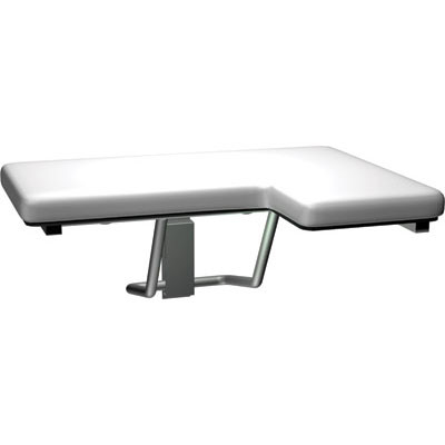 ASI (10-8205-R) Folding Shower Seat Padded - Right Hand