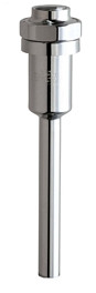 Chicago Faucets (734-CP) Riser Assembly for Urinal Valve