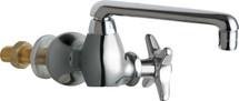Chicago Faucets (932-WSCP) Single Inlet Cold Water Faucet
