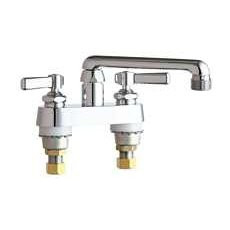 Chicago Faucets (891-E2XKCP) Hot and Cold Water Sink Faucet