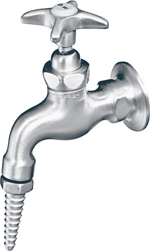 Chicago Faucets (972-CTF) Tin Lined Distilled Water Faucet