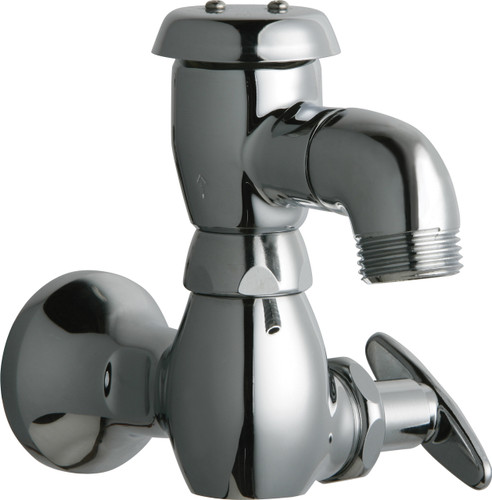 Chicago Faucets (952-CP) Inside Sill Fitting