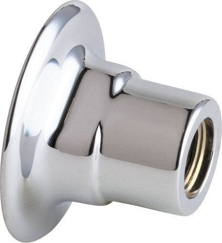 Chicago Faucets (986-FCP) Single Service Wall Flange