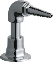 """Chicago Faucets (988-LWSCP) Flange with 3 5/8"""" Horizontal Extension"""