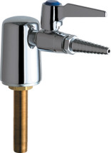 Chicago Faucets (980-WS909AGVCP) Turret with Single Ball Valve
