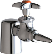 Chicago Faucets (980-937CP) Turret with Single Inlet Cold Water Valve