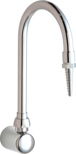 Chicago Faucets (980-GN2BE7CP) Remote Control Turret and Spout
