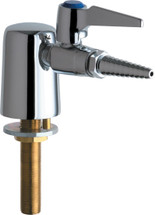 Chicago Faucets (980-VR909CAGCP) Turret with Single Ball Valve and Check