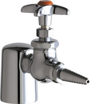 Chicago Faucets (980-937CHAGVCP) Turret with Single Needle Valve