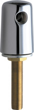 Chicago Faucets (980-WSCP) Turret with One Side Outlet and Inlet Supply Shank