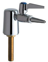 Chicago Faucets (980-WSV909CAGCP) Turret with Single Ball Valve and Check