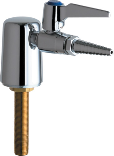 Chicago Faucets (980-WS909CAGCP) Turret with Single Ball Valve and Check