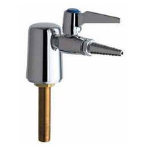 Chicago Faucets (980-WSV909AGVCP) Turret with Single Ball Valve