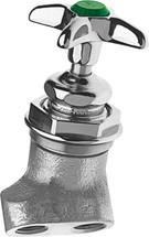 Chicago Faucets (915-CP) Left-Hand 45ÌÎÌ_Ì´åÇÌÎå«ÌÎå Angle Control Valve