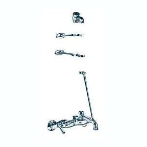 Chicago Faucets (917-RCF) Hot and Cold Water Sink Faucet