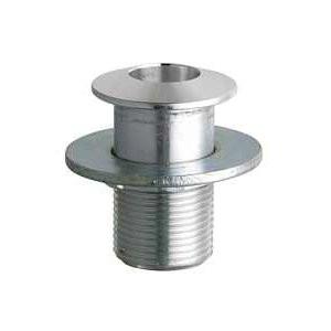 "Chicago Faucets (9913-NF) Aluminum Burette Rod Socket 3/4"" - Countertop Mount"