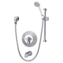 Symmons (C-96-400-B30-V-X)  Temptrol Commercial Tub/Hand Shower System