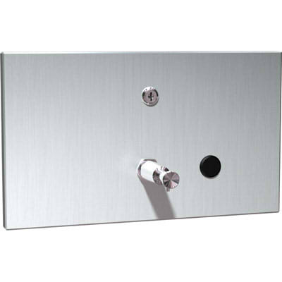 ASI (10-0326)  Soap Dispenser (Liquid) Horizontal - Recessed