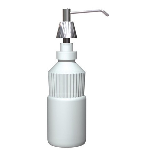 "ASI (10-0332)  Lav Basin Soap Dispenser 4"" Spout, 4"" Shank - 34 oz."