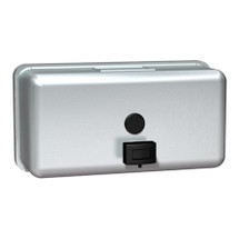 ASI (10-0345)  Soap Dispenser (Liquid) Horizontal - Surface Mounted