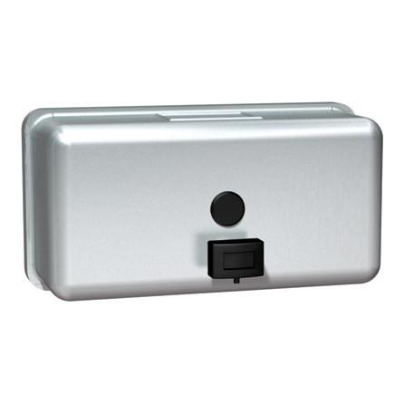 ASI (10-0345)  Soap Dispenser (Liquid) Horizontal - Surface Mounted