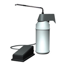 ASI (10-0349) Soap Dispenser (Foot Operated) - Surface Mounted