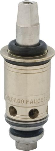 Chicago Faucets (1-100XTDBL12JKABNF) LH Quaturn Cartridge (Box Lot 12, Display Packaging)
