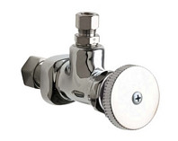 Chicago Faucets (1024-ABCP) Angle Stop Fitting