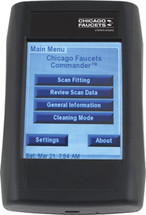 Chicago Faucets (116.585.00.1) Chicago Faucets Commander䋢 Handheld Programming Unit
