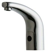 Chicago Faucets (116.591.AB.1) HyTronic Traditional Sink Faucet with Dual Beam Infrared Sensor - Patient Care Application