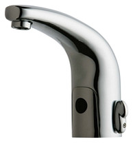 Chicago Faucets (116.593.AB.1) HyTronic Traditional Sink Faucet with Dual Beam Infrared Sensor - Patient Care Application
