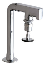 Chicago Faucets (709-ABCP) Glass Filler with Rubber Bumper