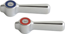 """Chicago Faucets (369-PRJKCP) Vandal Proof 2-3/8"""" Lever Handle, Eight-Point Tapered Broach"""