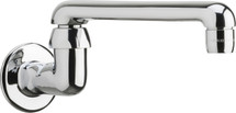 Chicago Faucets (629-S6ABCP) Remote Swing Spout