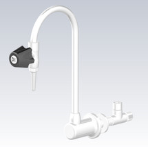 Chicago Faucets (831-PVDF) PVDF Pure Water Faucet