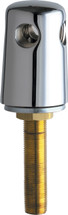 Chicago Faucets (984-WSCP) Turret with Four Side Outlets @ 90 Deg and Inlet Supply Shank