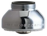 Chicago Faucets (E15JKABCP) 1.5 GPM (5.7 L/min) Multi-Stream Spray